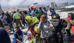 """CIDH condena """"actos xenófobos"""" contra inmigrantes en Chile y pide """"reparar a las víctimas"""""""
