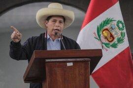 """Pedro Castillo sobre alza de precio del pan y dólar: """"No es porque haya llegado un hijo del pueblo al Gobierno"""""""
