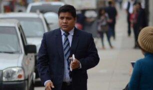 Allanan vivienda de fiscal acusado de cobrar coimas para archivar denuncias