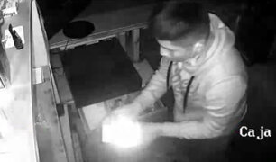 Capturan a delincuente que asaltó pizzería en zona exclusiva de Miraflores