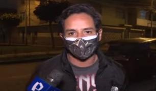 Tío de joven asesinado pide al ministro del Interior visitar Los Olivos y combatir la delincuencia