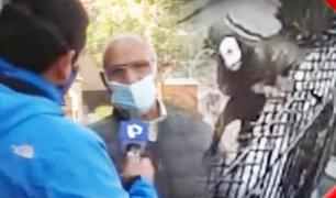 Este es el desgarrador testimonio del abuelo de joven asesinado por un celular en Los Olivos