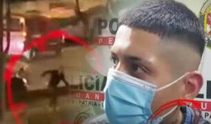 """Caen los """"Moticucos del Sur"""": sujetos se drogaban antes de atracar a sus víctimas en la Panamericana Sur"""