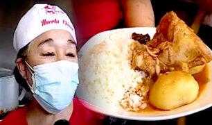 Surquillo: 'Huerta Chinén' no aumentará costo de menú, pese a alza de precios