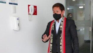 Bellido realizó gira como parlamentario en Cusco y aseguró que Castillo trabaja a favor de la derecha