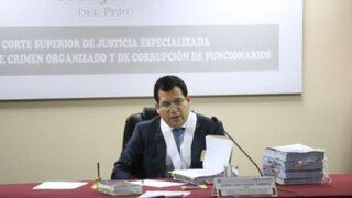 'Los dinámicos del centro': PJ ordenó prisión preventiva por 36 meses contra dirigente de Perú Libre