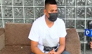 Ancón: joven utiliza chaleco antibalas luego de que su familia fuera asesinada
