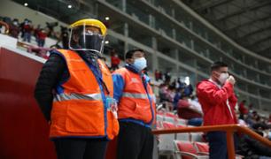 Personal operativo de la MML apoyará en seguridad durante partido Perú – Chile
