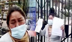 Cusco: médicos pedirían regalos y hasta 20 mil soles por una cama UCI