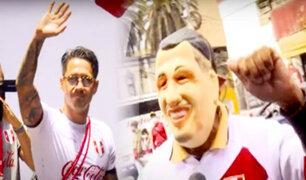 Perú vs. Chile: hinchas 'invaden' alrededores del Nacional para animar a la Bicolor