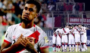 Perú vs. Chile: Renato Tapia estaría descartado para el partido de hoy