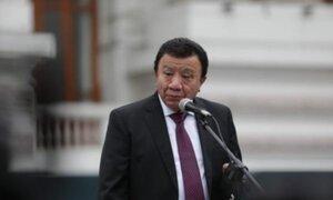 """Enrique Wong: """"En Podemos Perú existe disposición para dar el voto de confianza"""""""