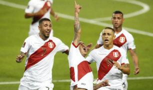 'Clásico del Pacífico': Christian Cueva fue el autor del gol de Perú ante Chile en el Estadio Nacional