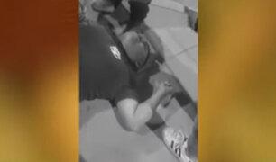 VES: balean a padre de familia que salió en defensa de su hijo durante asalto