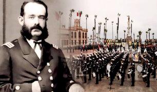 8 de octubre: conmemoran el bicentenario de La Marina en El Callao