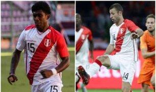 Selección Peruana: Calcaterra y Mora son convocados de emergencia para enfrentar a Bolivia