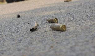 El Agustino: asesinan a balazos a dueño de cevichería
