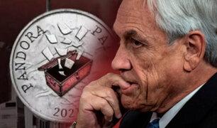 Chile: Presentan acusación para destituir a Piñera por 'Pandora Papers'