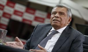 """Márquez: """"Esperamos que este Gabinete considere que se han perdido 15  mil millones de dólares"""""""