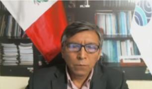 """Tavera sobre sismos en Arequipa: """"las réplicas probablemente sigan ocurriendo por cinco o siete días"""""""