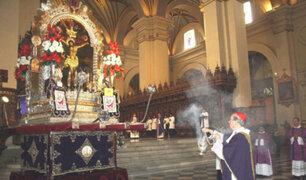 Señor de los Milagros: Desde hoy imagen será expuesta a los fieles en la iglesia de las Nazarenas
