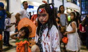 Implementan campaña de salud Halloween 2021 para evitar enfermedades y contagios en Huancayo
