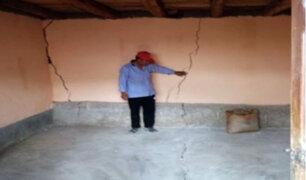 Madre de Dios: autoridades reportan daños materiales en colegio tras fuerte sismo