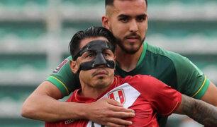Perú cae ante Bolivia por 1-0  en el estadio Hernando Siles de La Paz
