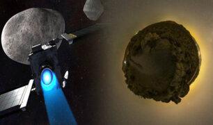 NASA destruirá un asteroide que amenaza a la Tierra