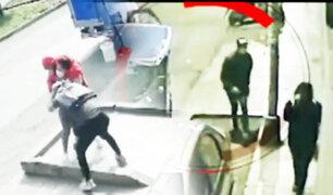 ¡La delincuencia no se detiene! Denuncian violentos asaltos en varios distritos de Lima