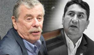 """Rospigliosi: """"Barranzuela tendrá la oportunidad de obstaculizar la investigación contra Cerrón"""""""