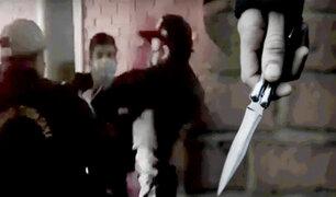 Piura: vecinos capturan y casi linchan a ladrón de celulares