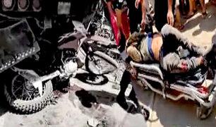 Chanchamayo: empresario arrolla y mata a dos ladrones que le robaron más de S/.125 mil