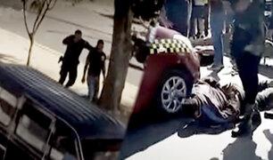 Piura: capturan a dos sujetos armados que iban a robar en una farmacia