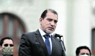 Ministro Luis Barranzuela: Operativos contra el narcotráfico no se han suspendido
