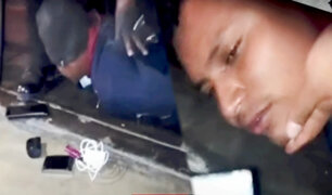 Santa Anita: agentes Terna capturan a raquetero tras robarse un celular