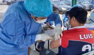 Vacuna covid-19: Perú se acerca a los 34 millones de dosis aplicadas
