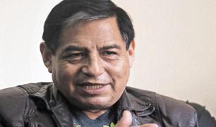 """Yaranga: """"Es imposible competir con el narcotráfico promoviendo la industrialización de la coca"""""""