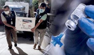 Huánuco devolverá 20 mil dosis de AstraZeneca ante ausencia de personas en vacunatorios