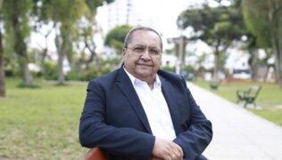 """José Luis Gil sobre Carlos Gallardo: """"Confirma que el presidente Castillo es un operador de Sendero Luminoso"""""""