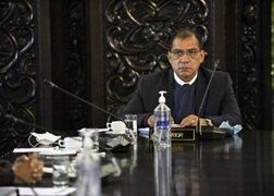 Comisión de Defensa del Congreso citará al ministro Luis Barranzuela