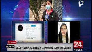Mujeres denuncian que vendedora estafa a comerciantes por Instagram