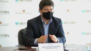 """Jefe de Devida presentó renuncia al cargo tras denunciar """"ataque injustificado"""" del ministro del Interior"""
