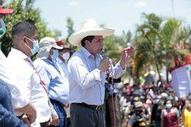 Encuesta Datum: 73% de peruanos cree que campaña de Castillo fue financiada con dinero de la corrupción