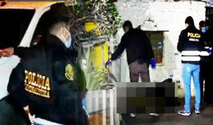 Hombre es asesinado por presunto ajuste de cuentas en Los Olivos