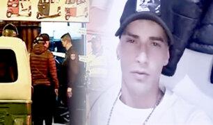 Callao: extranjero es asesinado a balazos en taller de mecánica
