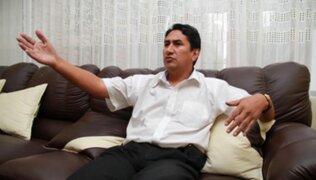 Vladimir Cerrón: Es falso que Perú Libre ganó las elecciones por el antifujimorismo