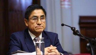 César Hinostroza: Poder Judicial aprobó nuevo pedido de extradición en su contra