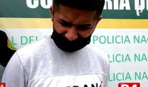 Independencia: detienen a sujeto con arma reportada como robada