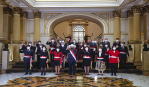Conozca los posibles escenarios para el voto de confianza del Gabinete de Mirtha Vásquez